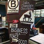 Foto de Lake Champlain Chocolates