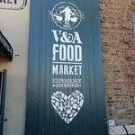 Photo of V&A Food Market