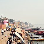 Many happenings at the Ghat