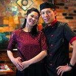 Owners Gigi and Phan