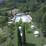 Location Chiosco e Piscina  La Cavallina  Brisighella (RA)