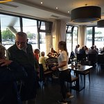 Hafenbar Foto