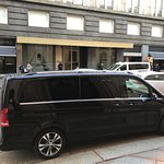 Photo of Moving Class Limousine
