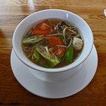 Vietnamese Sweet & Sour Soup