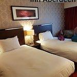 Hilton Garden Inn Aberdeen City Centre Photo