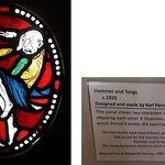 Photo de The Stained Glass Museum