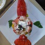 Lobster Salad very good