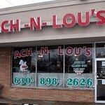 Foto de Ach-N-Lou's Pizza Pub