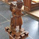 Statue of Pedlar of Swaffham