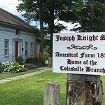 Joseph Knight, Sr. Home