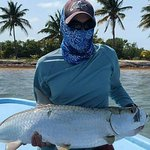 Fly fishing and deep sea fishing