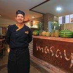 Chef Masaya Quito