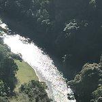 Sparkling clean river