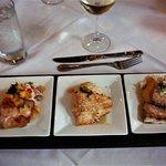 Fish Flight......Gastronomic Heaven