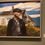 Andrew Wyeth - Charlie Ervine