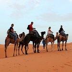 Merzouga Desert Foto