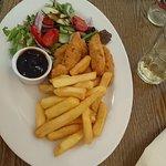 Chicken gujons