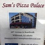 Foto Sam's Pizza Palace