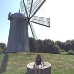 Foto van Boyd's Wind Grist Mill