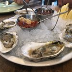 fresh oysters - three kinds every day