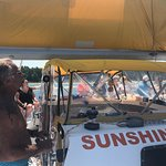 Foto de Sunshine Charters Day Tours