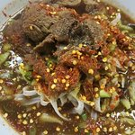 Spicy stew beef