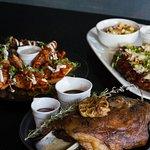Great Food choices at Black Bird restaurant Brisbane QLD