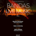 With great pleasure we would like to invite you for live music at Bandas !! Come and chilout wit