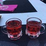 The beautiful food from Guru Restsurant 😋