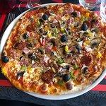 Pizzas toujours aussi bonnes