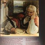 Bild på hur Snorre kan ha sett ut
