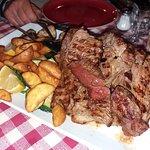 Fiorentina,Medaglioni di patate e Rucola