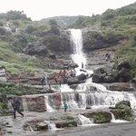 Waterfall near Bhaja Caves