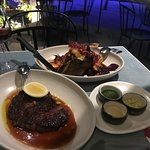 Sticky beef short rib mmmmmmm