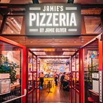 Bild från Jamie Oliver's Pizzeria Gozsdu