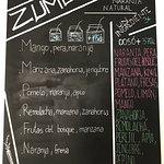 Fresh juices and lush bicadillos at Chill Cafe - Ibiza old town