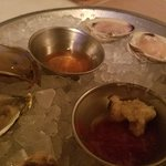 Oysters, Clams