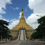 ภาพถ่ายของ Uppatasanti Pagoda