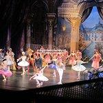 RAMT - Summer ballet festivals - view from balcony