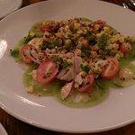 Salad was amazing