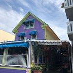 Foto de Purple Parrot Grill
