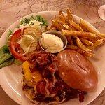 Beef Bacon Cheeseburger