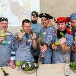 Пиратские кулинарные вечеринки!