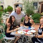 Fulvio and the family