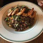 Shrimp and Ancient Grains Bowl