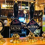 warm & friendly atmosphere, great ales, fine wines & gins. Home cooked food daily.