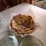 Garlic Naan and Kashmiri Naan