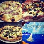Bild från Casa Mavi italian restaurant and pizzeria