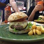 Ảnh về BurinKinkao Burger & Steak