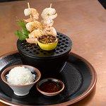 Roasted Garlic Shrimp